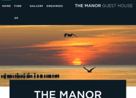 manorguesthouserhyl.co.uk