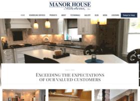 manorhousekitchens.com