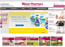 manorpharmacy.co.uk