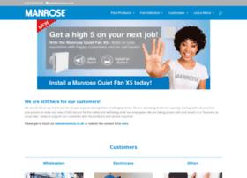 manrose.co.uk