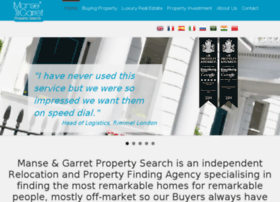 manseandgarretproperty.com
