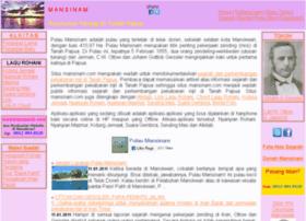 mansinam.com