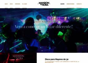 mansiondenora.com.ar