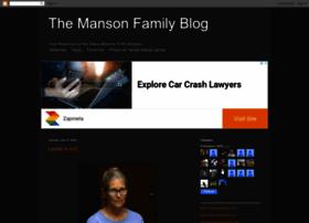 mansonblog.com