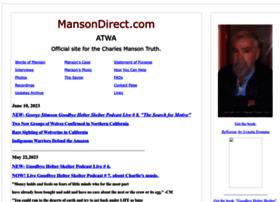 mansondirect.com