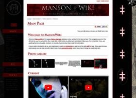 mansonwiki.com