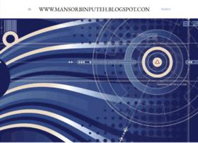 mansorbinputeh.blogspot.com