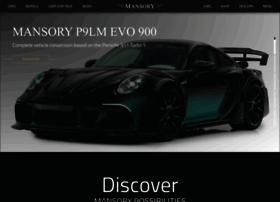 mansory.com