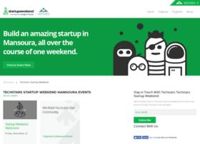 mansoura.startupweekend.org
