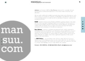 mansuu.com