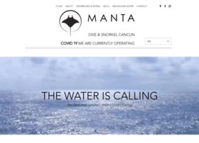 mantadivers.com