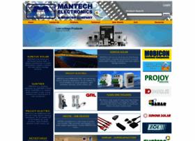 mantech.co.za