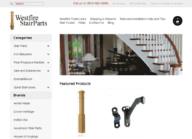 mantels-stairs.com