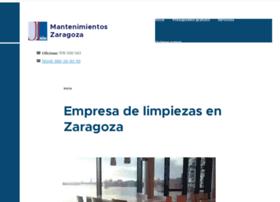 mantenimiento-zaragoza.com