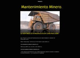 mantenimientominero.com.pe