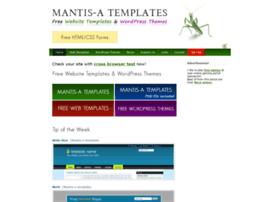 mantisatemplates.com