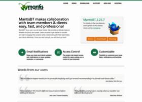 mantisbt.org