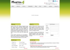 Mantra4fitness.com