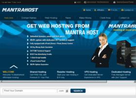 mantrahost.com