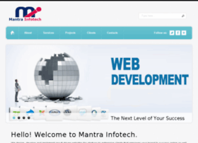 mantrainfotech.in