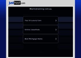 mantratraining.com.au