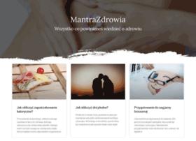 mantrazdrowia.pl