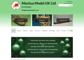 mantuamodel.co.uk