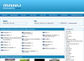 manu-annuaire.com