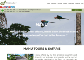 manu-wildlife-center.com