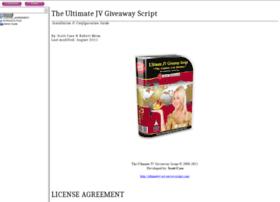 manual.ultimatejvgiveawayscript.com