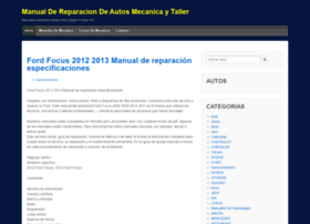 manualdereparaciondeautos.com