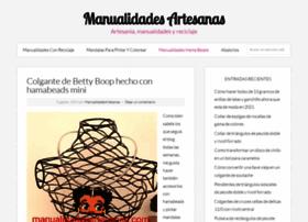 manualidadesartesanas.com