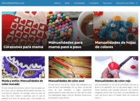 manualidadespara.com