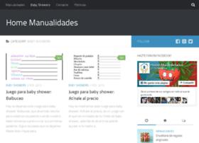 manualidadesparababyshower.net