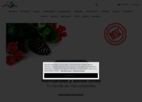 manualidadesybellasartes.es