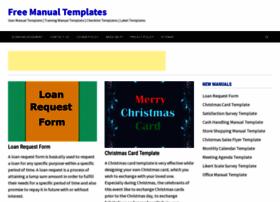 manualtemplate.org