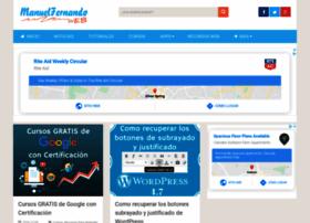 manuelfernandoweb.com