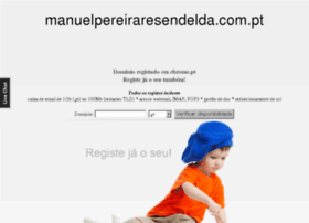 manuelpereiraresendelda.com.pt