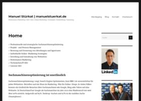 manuelstuerkat.de
