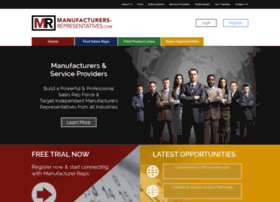 manufacturers-representatives.com