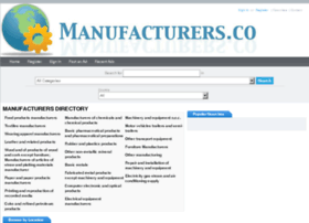 manufacturers.co