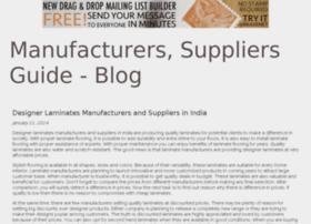 manufacturersblog.bravesites.com