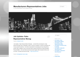 manufacturersrepresentatives.wordpress.com