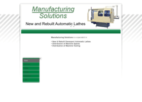manufacturing-solutions.co.uk