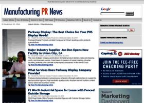 manufacturingprnews.com