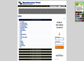 manufacturingterms.com