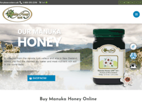 manukahoneyusa.com