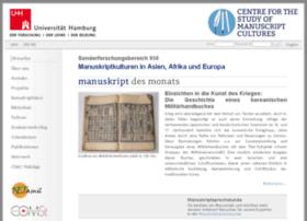 manuscript-cultures.uni-hamburg.de