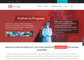 manuscriptedit.com