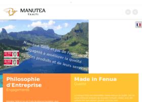 manuteatahiti.com